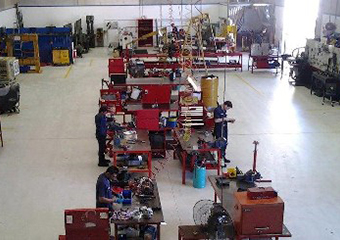 Hydraulic Services - Workshop Facilities