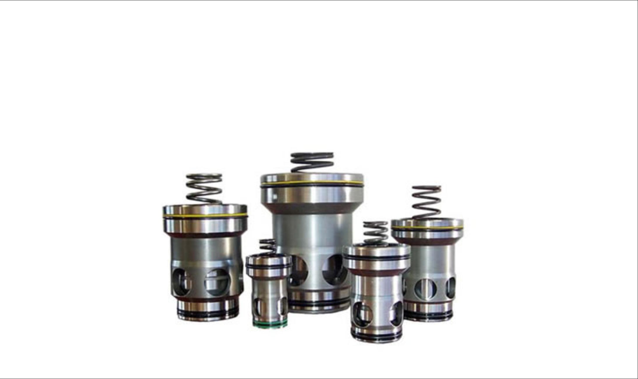 Cross Cartridge Valves Hydraulic Sales Amp Service