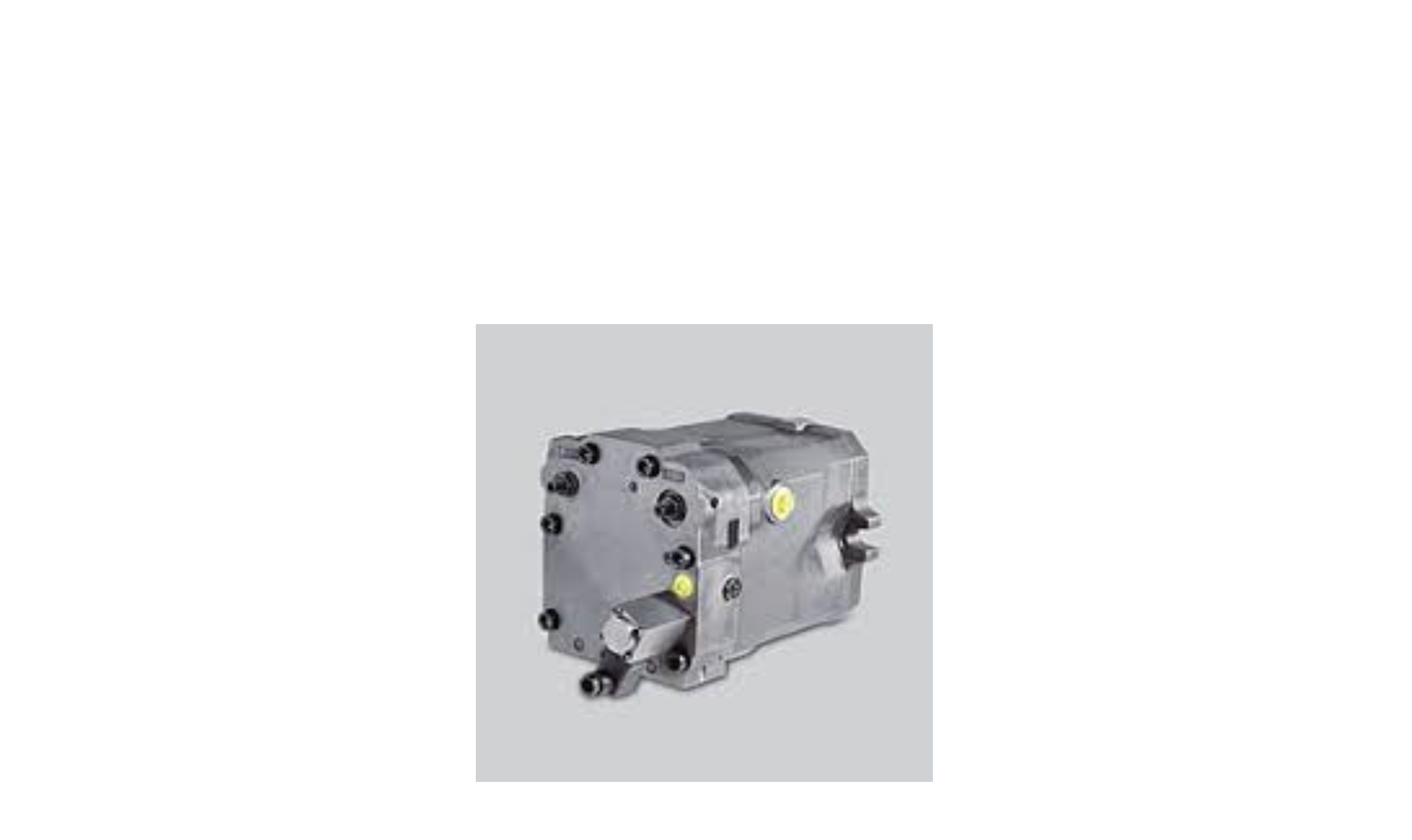 Linde Variable Displacement Motors Hydraulic Sales Service Hydraulic Sales Service