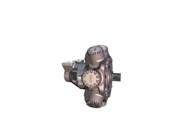 Staffa Radial Piston Motors