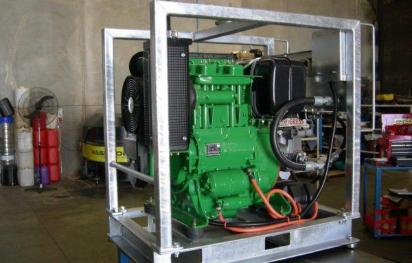 BARDAP Hydraulics Custom Power Units